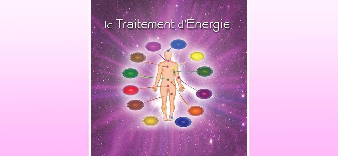 Activez votre pouvoir d'Autoguérison avec le Traitement d'Énergie